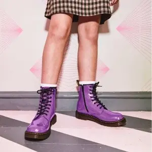 Dr. Martens仅剩36码1460 紫色马丁靴
