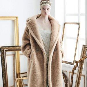 2.9折起+额外9折 £478收羊毛大衣Max Mara 秋冬大衣外套闪促 经典款超多色限时低价!
