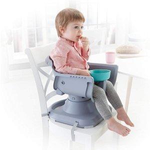 $49.99(原价$74.99)Fisher-Price 儿童可拆卸餐椅 出门携带很方便