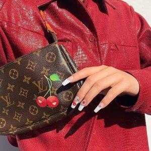 低至2.5折!€350收mini麻将包Louis Vuitton 低价绝版中古来了 收Neverfull、达芙妮、拼色邮差