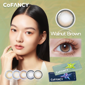 21% Off or $70 Off $199+CoFANCY Pro Daily Disposable Cosmetic Contact Lenses Sale