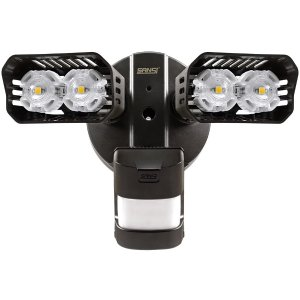 $46.16(原价$55.11)限今天:SANSI 18W 1800流明动作感应灯 实用安全好物