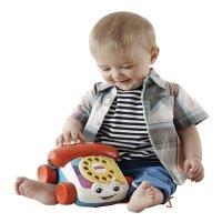Fisher-Price 费雪拨号玩具电话