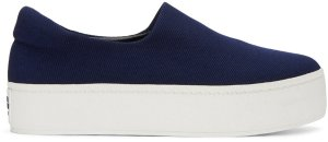 Opening Ceremony: Navy Cici Slip-On Sneakers | SSENSE