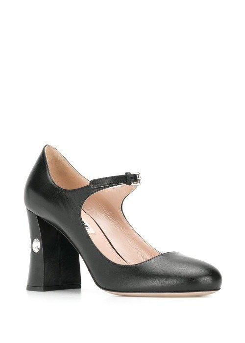 钻石玛丽珍鞋