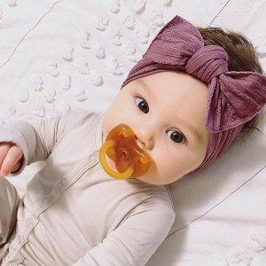 低至8折 乳胶奶嘴$8Hevea 丹麦天然乳胶儿童产品 安全柔软 熊猫咬胶$16