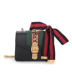 GucciSylvie Mini Chain Shoulder Bag