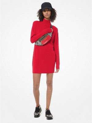 Michael Kors 高领针织裙