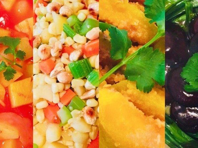 素菜也能很美味😋,分享几款素菜的做法