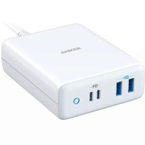 限今天:Anker 100W 2x USB-C PD + 2x USB-A 四口充电器