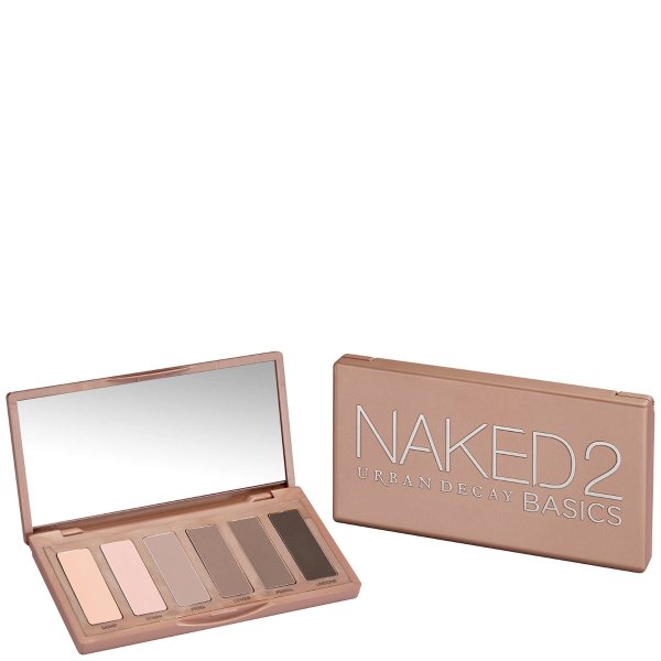 Naked 2 基础眼影盘