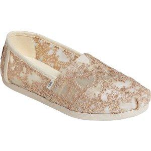 Toms乐福鞋