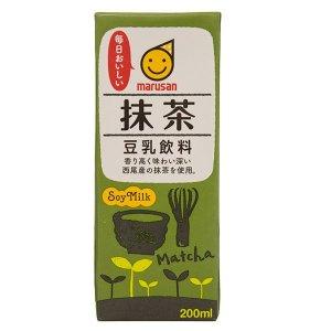 Marusanai抹茶豆乳