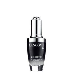 Lancome送同系列片装面膜小黑瓶肌底液30ml