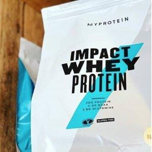 $47($84.99)+Free ShippingMyprotein Impact Whey Protein 11Lb