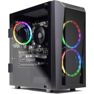 SkyTech Blaze II (Ryzen 7 2700X, 2060S, 16GB, 500GB SSD)