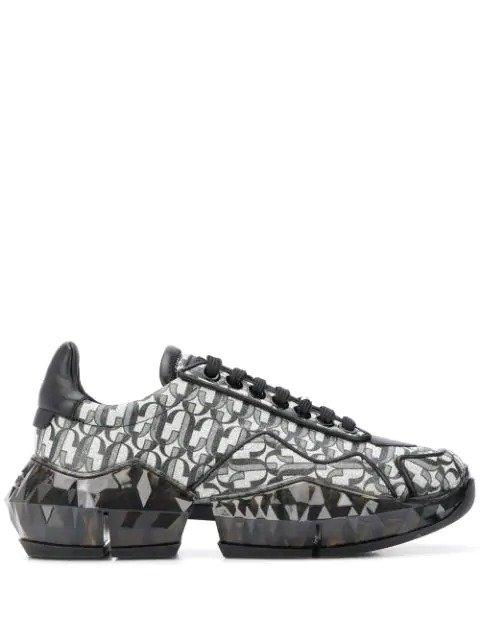 钻石气垫老爹鞋