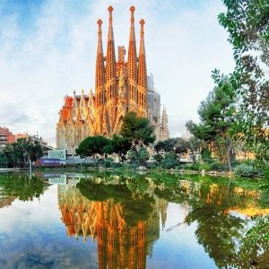 From $4495- or 6-Day Barcelona Vacation with Hotel and Air