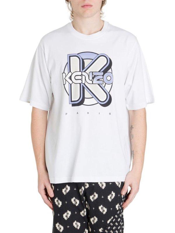 男士oversize T恤