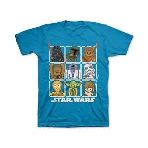 $7.2起Star Wars 男童T恤特卖 星战迷必备
