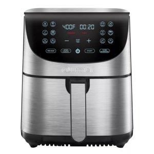 Gourmia 7-Qt. Stainless Steel Digital Air Fryer