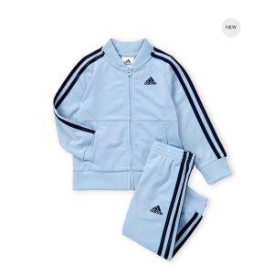 低至3.5折+免邮Century 21儿童运动服饰促销 Adidas套装上新款