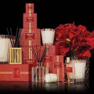 品质生活首选Nest Fragrances Holiday Boutique 香氛蜡烛、扩香热卖