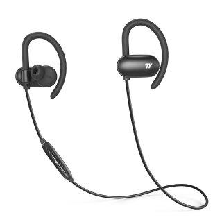 $9.99(原价$29.99)TaoTroncis 蓝牙无线耳机 12小时续航