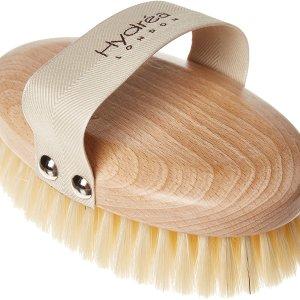 £10.99入 米兰达可儿同款Hydréa London 身体刷 干刷刷走橘皮脂肪团 超模同款护肤大法
