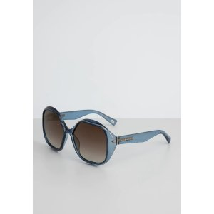 Marc Jacobs多边形墨镜