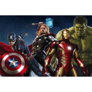 低至5折 成人票£16起复仇者联盟伦敦ExCel展览门票 真实互动漫威超级英雄