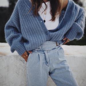 低至5折 €45收软糯毛衣Sézane 法国人气品牌清仓大促 快收爆款毛衣、针织、首饰啦
