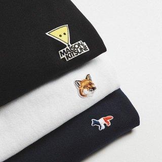 全场7折 £94收小狐狸卫衣Maison Kitsune 小狐狸折扣上线 让你瞬间萌神附体