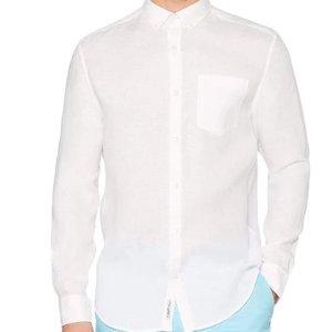Original Penguin白色衬衣