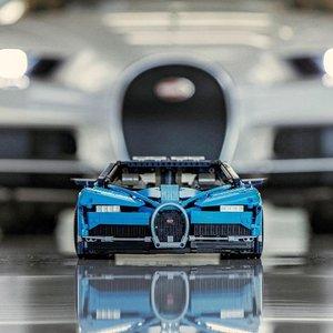 $536.49(原价$610.49)LEGO 乐高 42083 机械组系列布加迪Chiron超级跑车