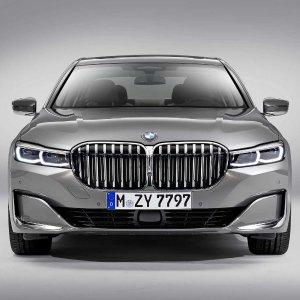 """""""中国买家就喜欢这个""""宝马设计总监 为新款BMW 7系""""大嘴""""正名"""