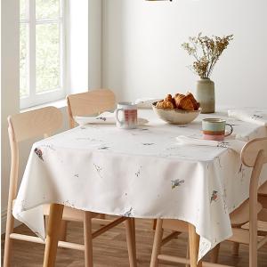 低至5折 猫咪桌布$6.99上新:Simons 夏日清新桌布热卖 餐厅换上清凉装 带来就餐好心情