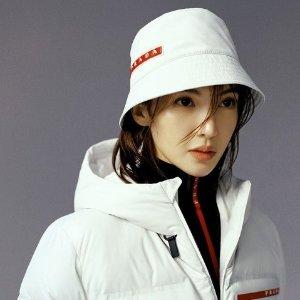 £180收发箍 £230收大肠发圈Prada 新款配饰大搜罗 收logo渔夫帽、爆款三角标等