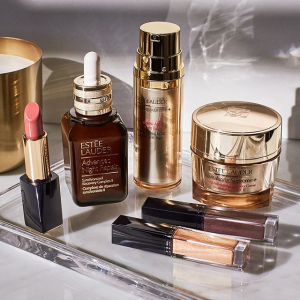 Free 7-piece giftwith any $45 Estée Lauder  @ Belk