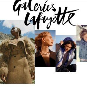 低至5折 coach老花腰包€136Galeries Lafayette 冬季大促 美妆时尚、家居生活都参加