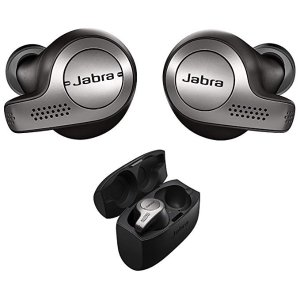 Jabra Elite 65t Earbuds Alexa Enabled True Wireless Earbuds With Charging Case Titanium Black Bluetooth Earbuds Engineered For The Best True Wireless Calls And Music Experience Dealmoon