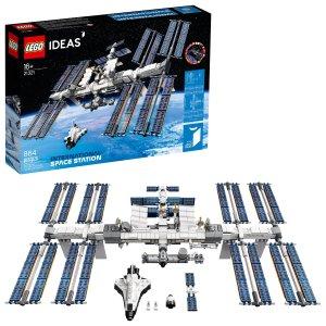 LegoIdeas 国际空间站 21321