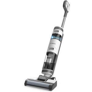 灰白Tineco 添可 家用吸拖一体 干湿两用 3合1无线洗地机