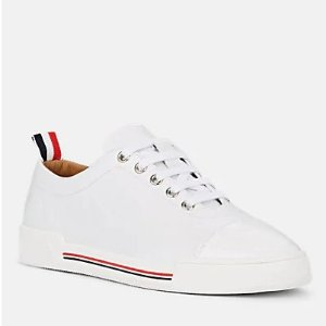 Thom BrowneWomen's Cap-Toe Leather Sneakers Women's Cap-Toe Leather Sneakers