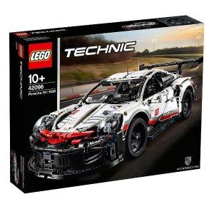 Lego保时捷911 42096