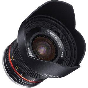 $274Rokinon 12mm f/2.0 NCS CS Lens