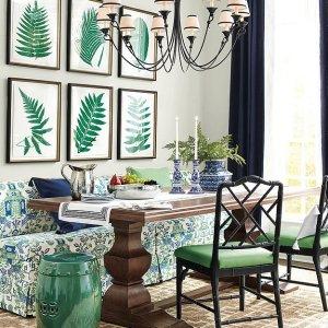 up tp 20% offBallard Designs Green home decors sale
