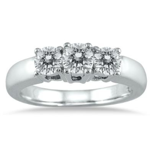 Dealmoon Exclusive: Szul 1 Crat TW Diamond Ring on Sale