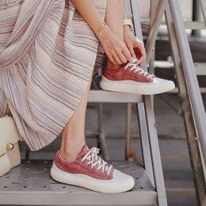 1件8折/2件7折Clarks官网 新款福利价 收芭蕾鞋、乐福鞋 暴走也不累