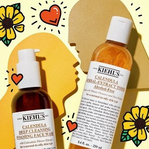 15% off $100Receive 18 FREE Holiday Treasures deluxe beauty samples with your $175 or more Kiehl's purchase @Bluemercury